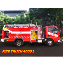 Fire Fighting Car AYAXX 4000 Liter