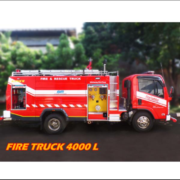 Mobil Pemadam Kebakaran AYAXX 4000 Liter