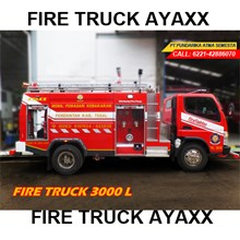 Fire Fighting Car AYAXX 3000 Liter