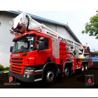 Mobil Pemadam Kebakaran Fire Ladder AYAXX