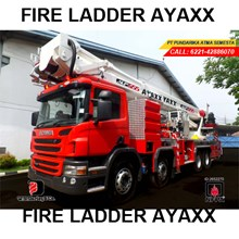 Fire Ladder Fire Truck AYAXX