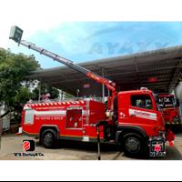 Mobil Pemadam Kebakaran Sky Ladder AYAXX