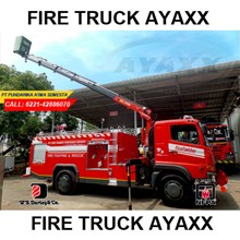 Fire Truck Sky Ladder AYAXX