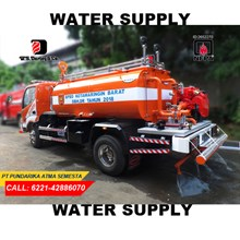 Fire Water Supply Car AYAXX