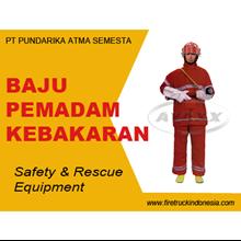 Baju Pemadam Kebakaran