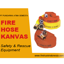 Fire Hose Canvas Kanvas AYAXX13 BARS