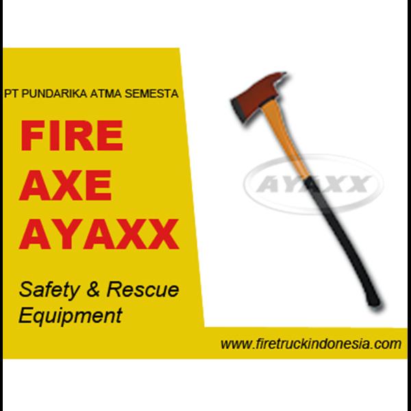 Fire Axe (Kampak Damkar) AYAXX