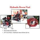 Alat rescue Hydrolik TNT pembuka plat besi  2