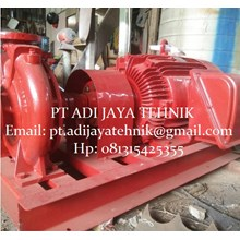 Electric Hydrant Pump