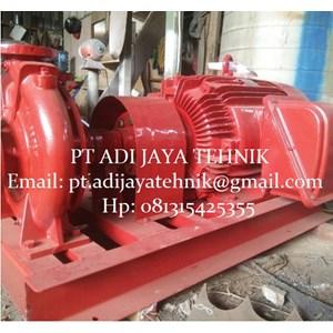 Electric Hydrant Pump