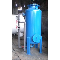Distributor Carbon Filter Tank 3