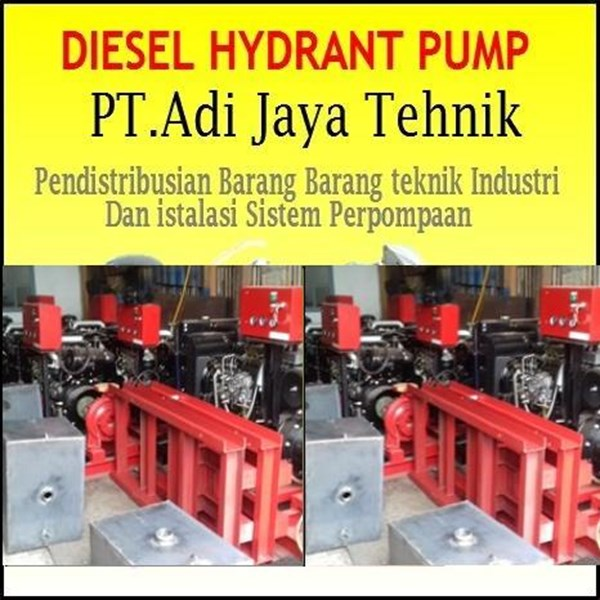 Hydrant Pump.