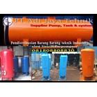 Pressure Tank 500 liter 1000 liter 2000 liter  3000 liter 6