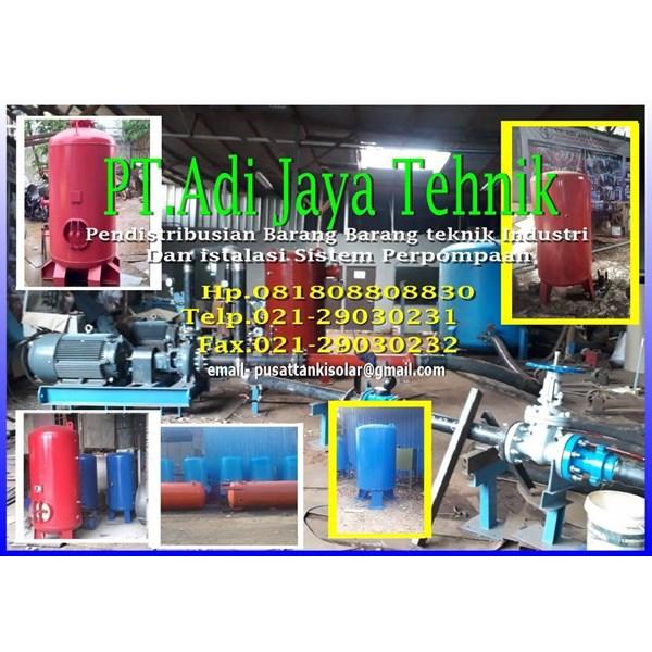 Pressure Tank 500 liter 1000 liter 2000 liter  3000 liter