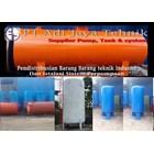 Pressure Tank 500 liter 1000 liter 2000 liter 3000 liter - harga tangki solar 500 liter 1000 liter 2000 liter 3000 liter 4