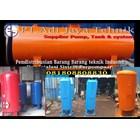 Pressure Tank 500 liter 1000 liter 2000 liter 3000 liter - harga tangki solar 500 liter 1000 liter 2000 liter 3000 liter 3