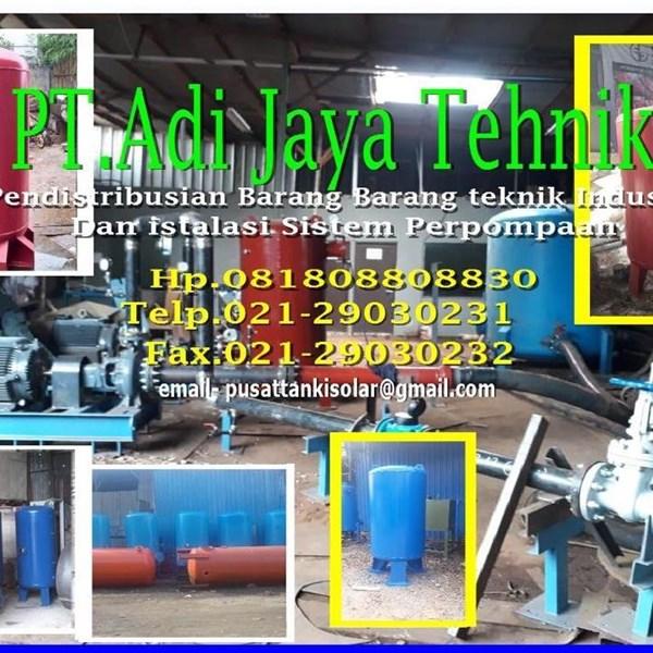 Pressure Tank 500 liter 1000 liter 2000 liter 3000 liter - harga tangki solar 500 liter 1000 liter 2000 liter 3000 liter
