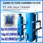 carbon filters and sand filter 7