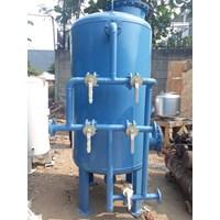 Distributor SAND FILTER - HARGA SAND FILTER 100 liter 200 liter 300 liter 500 liter 600 liter 1000 liter 3
