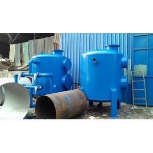 karbon filter dan sand filter