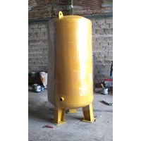 Jual pressure tank (Bejana Tekan) 2