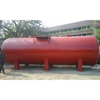 Tangki solar 25.000 Liter