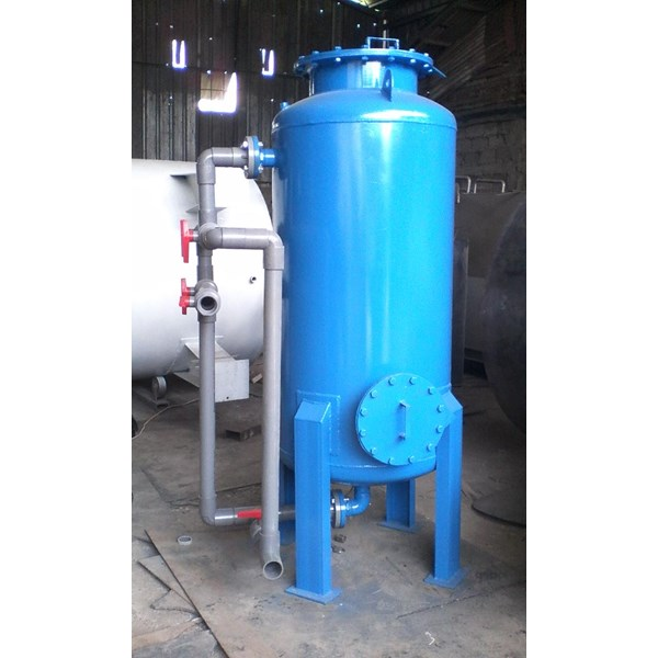 Sand filter tank (silica)