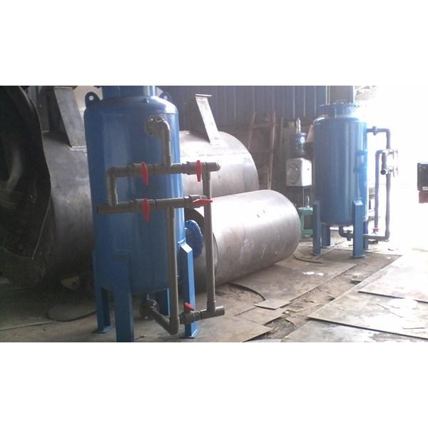 Karbon filter tank