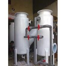 Sand filter dan carbon filter 5m3 per jam