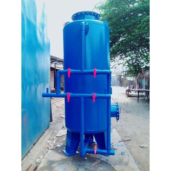 Sand Filter tank dan carbon filter tank