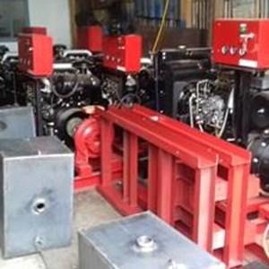 Pompa Hydrant Diesel 500 gpm 750 gpm 1000 gpm