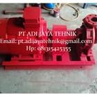 Pompa Hydrant Electrik 500 gpm 750 gpm 1000 gpm 2