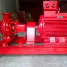 Electric hydrant pump 45 kw