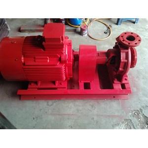 Dari Pompa Hydrant Electrik 500 gpm 750 gpm 1000 gpm 2