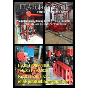 Dari Pompa Hydrant Electrik 500 gpm 750 gpm 1000 gpm 1