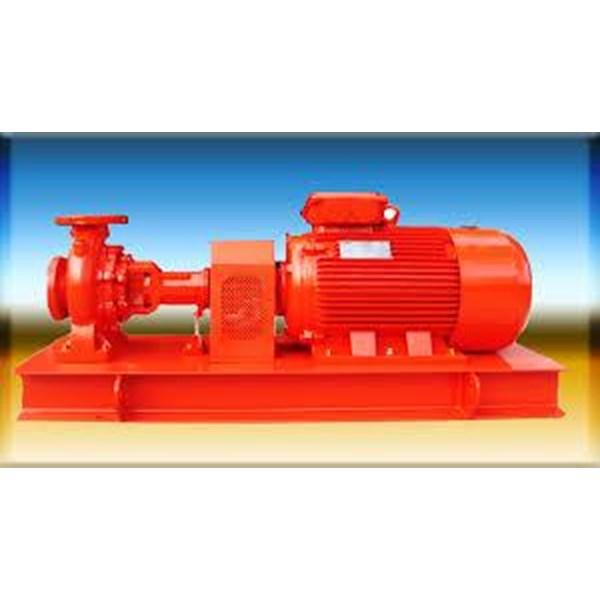 Pompa Hydrant Electrik 500 gpm 750 gpm 1000 gpm