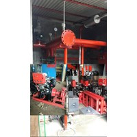 Jual  Pompa Hydrant Diesel - Harga pompa hydrant 500 gpm- 750 gpm - 1000 gpm 2