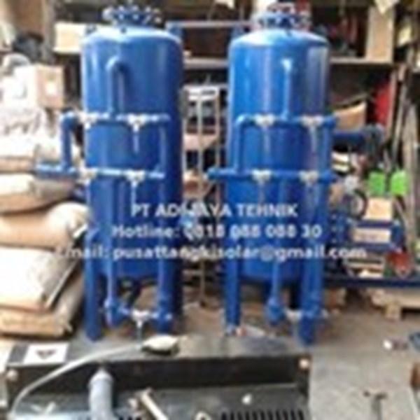 Sand Filter Tanks