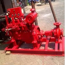 Diesel hydrant pump Cummin