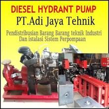 Pompa Hydrant 750 gpm