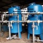 Sand filter dan carbon filter tank- harga sand filter dan carbon filter 1