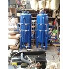 Sand filter and carbon filter tanks 5