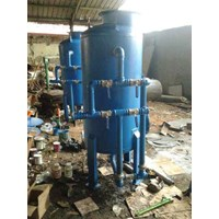 Jual Sand filter dan carbon filter tank 2