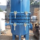 Sand filter tanks and carbon filter tanks 1