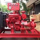 Electric Hydrant Pump 500 Gpm 8