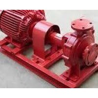 Electric Hydrant Pump 500 Gpm
