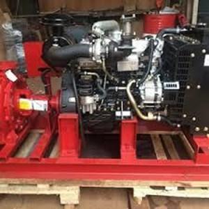 Dari Electric Hydrant Pump 500 Gpm 750 gpm 1000 gpm 7