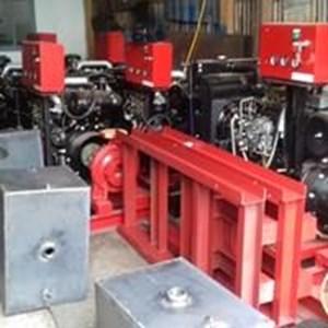 Dari Electric Hydrant Pump 500 Gpm 750 gpm 1000 gpm 8
