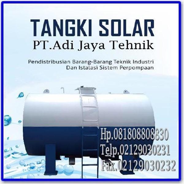 Jual Tangki solar - harga tangki solar 10.000 liter 12.000 liter 15.000 liter 20.000 liter 25.000 liter 30.000 liter