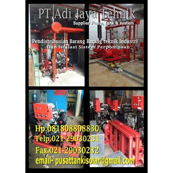 Hydrant pump